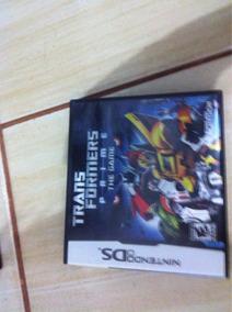 Jogo Nintendo Ds Transformer Nds