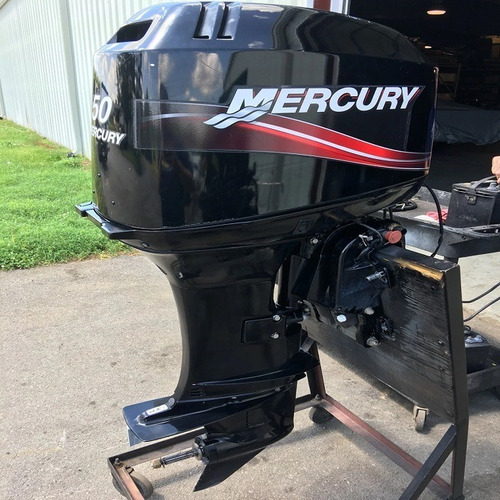 Mercury 50 -250 Hp Outboard Motors