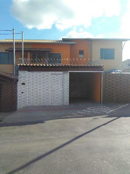 Casa Geminada Com 2 Quartos Para Comprar No Nacional Em Contagem/mg - 44416
