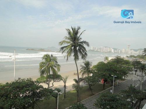 Imagem 1 de 18 de Apartamento  À Venda - Praia Das Pitangueiras - Guarujá. - Ap4509