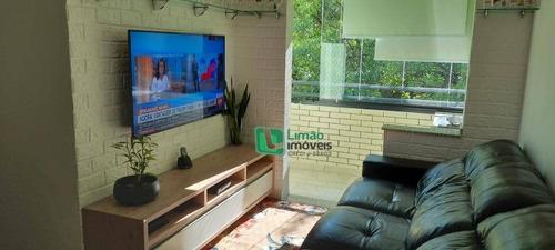 Apartamento Com 2 Dormitórios À Venda, 55 M² Por R$ 330.000 - Limão - São Paulo/sp - Ap1417