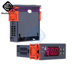 Controlador Temperatura Termostato + Contator Bipolar 220v