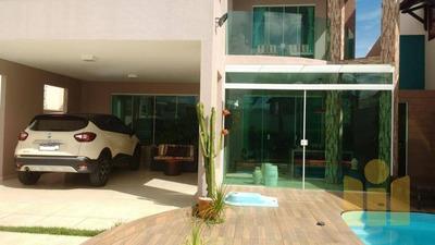 Casa À Venda Por R$ 950.000 - Antares - Maceió/al - Ca0317