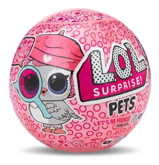 Boneca Lol - Pets Eye Spy - 7 Surpresas