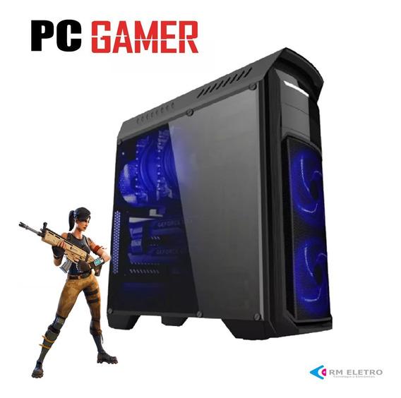 Pc Cpu Gamer G2030 4gb/500gb/vga2gb/500w Bg110 981432