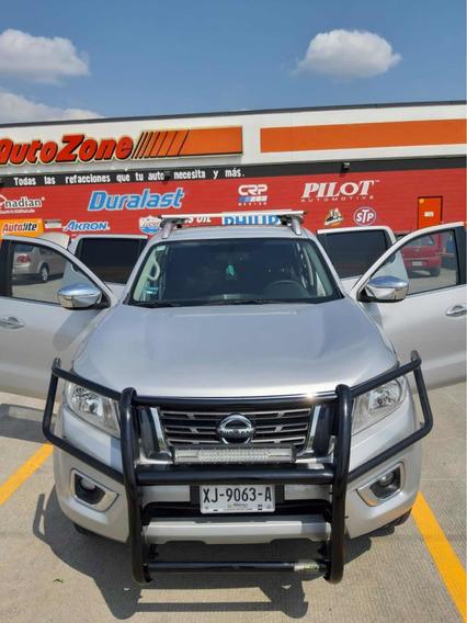 Nissan Np300 Frontier Le Tm 4 Puertas