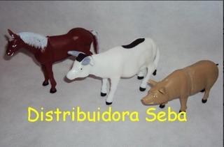 Animales Animalitos Granja Ganado Didactico Rñbxs