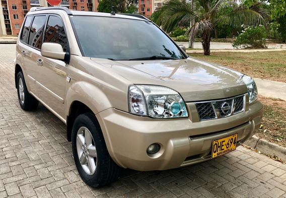 Nissan Trail 2005, Automatica, 2.500 Cc, 148.000 Kms