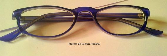 Marcos Lectura Violetas