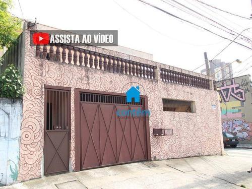 So0129 - Sobrado Com 3 Dormitórios À Venda, 185 M² Por R$ 850.000 - Km 18 - Osasco/sp - So0129