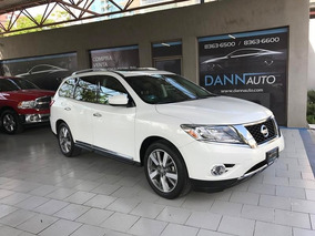 Nissan Pathfinder Exclusive V6 Awd At 2013