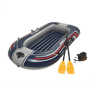 Bote Inflable Gomon Hydroforce Bestway + 2 Remos + Inflador