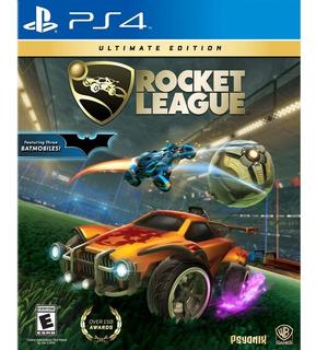 Rocket League Ultimate Edition Playstation 4