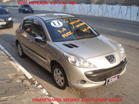 Peugeot 207 X-line 1.4 8v Flex 2010/2011