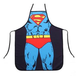 Delantal Superman F1