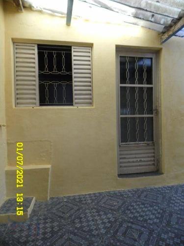 Imagem 1 de 23 de Casa Com 2 Dormitórios Para Alugar, 60 M² Por R$ 800,00/mês - Cidade São Jorge - Santo André/sp - Ca1011