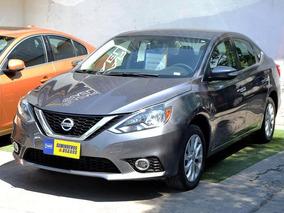 Nissan Sentra Sentra Advance 1.8 Aut 2018 2018