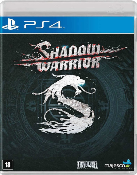 Shadow Warrior - Português - [ps4] Lacrado