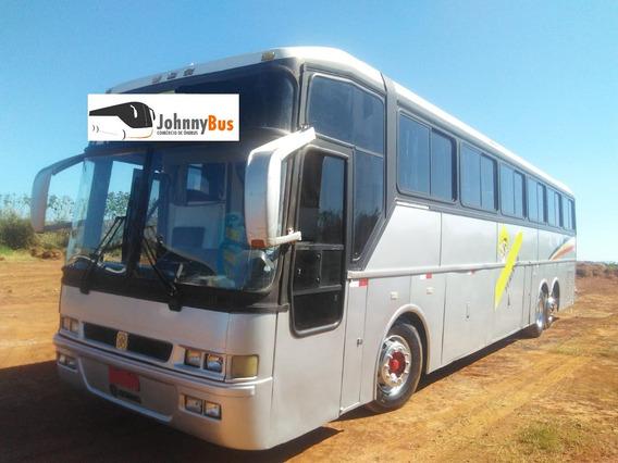 Ônibus Rodov. Trucado Busscar Jumbuss 360 Ano 1996 Johnnybus