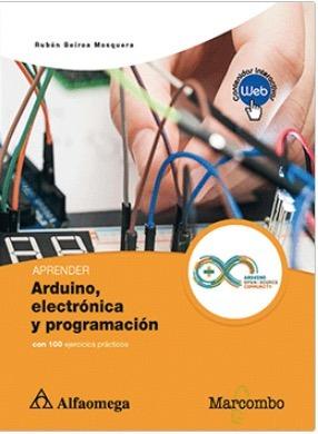 Libro Aprender Arduino, Electrónica Y Programación