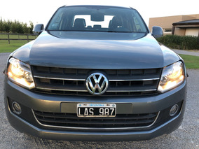 Volkswagen Amarok 2.0 Cd I 4x4 Highline Pack Hp4 2012