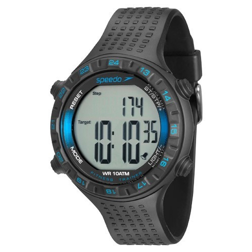Relógio Masculino Digital Speedo 80574g0evnp1 Preto