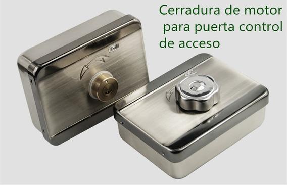 Cerradura De Motor Para Puerta Control De Acceso