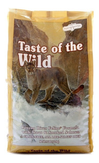 Taste Of The Wild Gatos Canyon River - kg a $22843