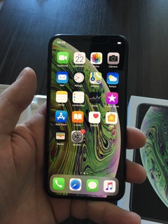 Apple iPhone Xs 64gb Igual A Novo Na Caixa Todos Acessorios