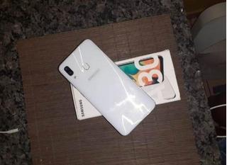 Smartphone Samsung Galaxy A30 64gb E Notbook Positivo.