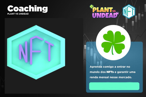 Imagem 1 de 1 de Renda Mensal Com Jogos Nft