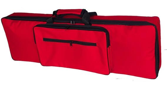 Capa Bag Teclado Korg Kross 61 Promoção Limitada Aproveite
