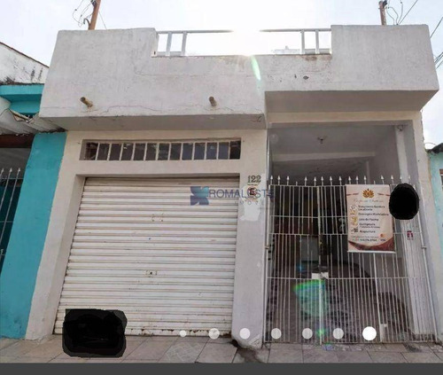 Imagem 1 de 30 de Casa Com 4 Dormitórios À Venda, 137 M² Por R$ 420.000,00 - Jardim Ponte Rasa - São Paulo/sp - Ca0168