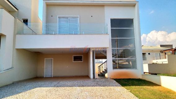 Casa À Venda Em Residencial Portal Do Lago - Ca242938