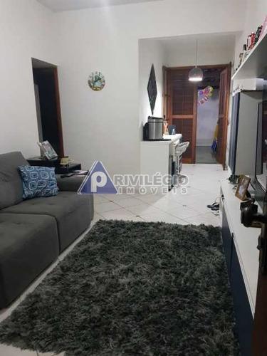 Apartamento À Venda, 1 Quarto, Copacabana - Rio De Janeiro/rj - 15665