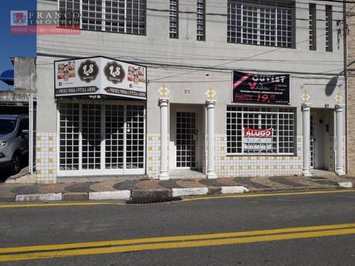Sala Para Alugar, 45 M² Por R$ 1.200,00/mês - Centro - Valinhos/sp - Sa0054