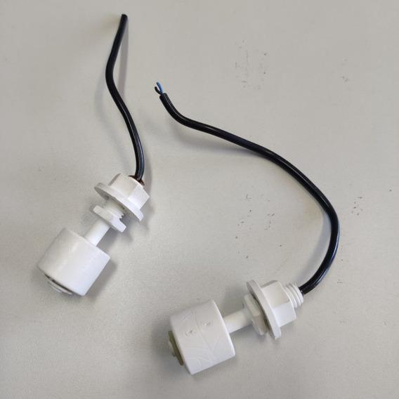 Sensor Nível De Água - Boia Universal Kit 2 Peças - Sku: 336