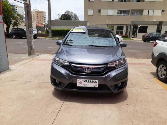 Honda Fit Exl - At 1.5 16v Flex 4p