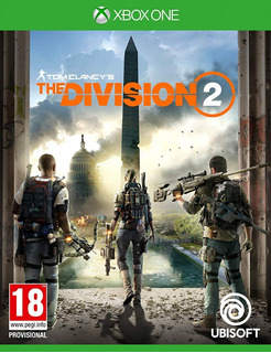 Tom Clancys The Division 2 On Line Xbox One