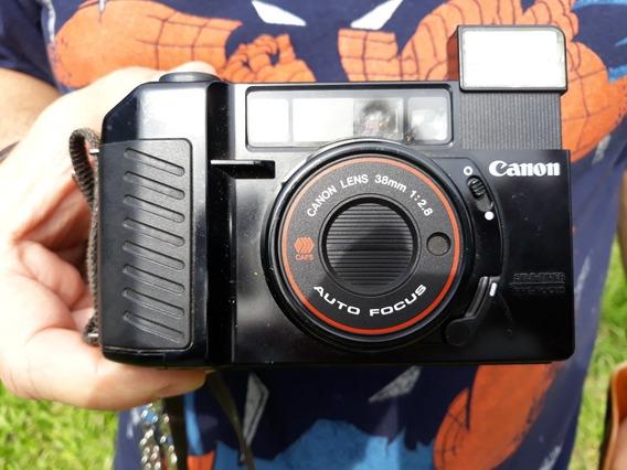 Câmera Fotográfica Canon Af35mii Em Perfeito Estado
