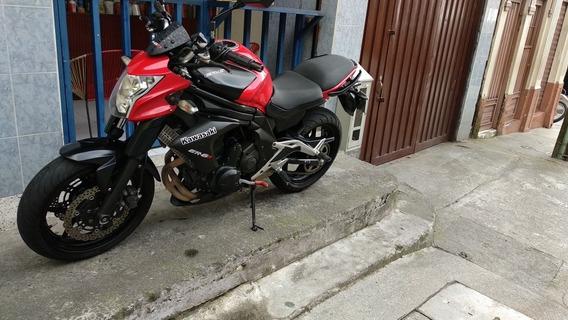 Kawasaki Er 6n En Excelentes Condiciones