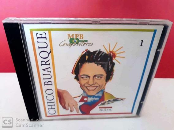 Cd Chico Buarque- Mpb Compositores ( Cd Estado Novo)*