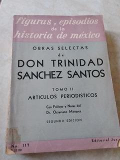 C1 Don Trinidad Sanchez Santos Articulos Periodisticos 1962