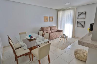 Apartamento Em Setor Leste Vila Nova, Goiânia/go De 62m² 2 Quartos À Venda Por R$ 237.000,00 - Ap238808