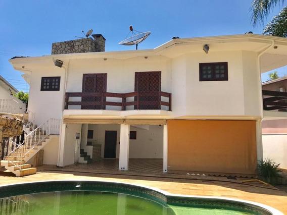 Casa Com 5 Dormitórios Para Alugar, 320 M² Por R$ 3.800/mês - Jardim Paulista I - Vinhedo/sp - Ca3600