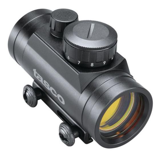Mira Visor Tasco Pro Point 1x30mm Telescópica Punto De Rifle