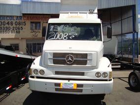 Mb 1318 Ano 08/08 Caçamba