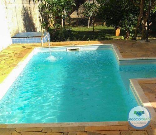 Imagem 1 de 16 de Casa À Venda, 144 M² Por R$ 320.000,00 - Capoava - Iperó/sp - Ca0618