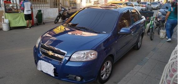 Chevrolet Aveo Emoti Aveo Emotion 1.6 Sedan