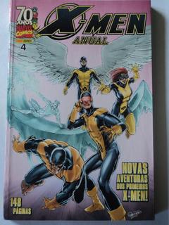Hq-x-men:anual:marvel#4:panini Comics:148 Páginas